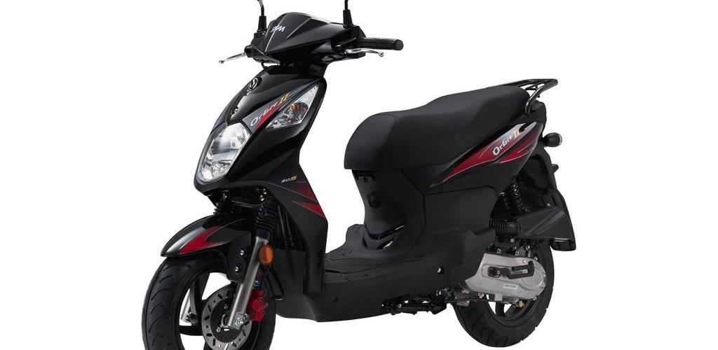 Aluguer de Scooters - SYM - ORBIT II 50CC