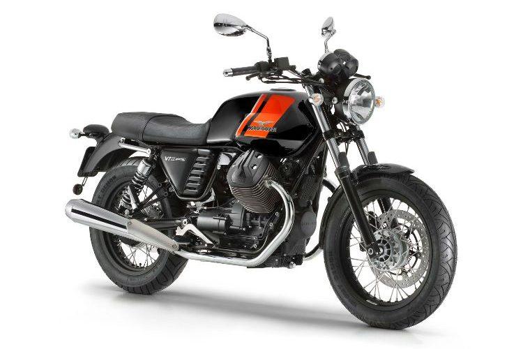 Alugue uma Moto Guzzi V7 II Special 750 CC