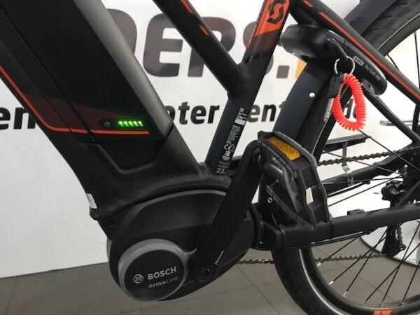 E-Bicycle Rental Scott E-Sub Active - Bosch engine