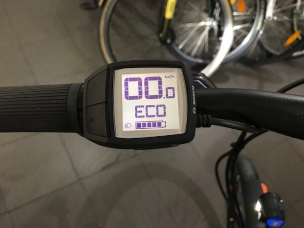 E-Bicycle Rental Scott E-Sub Active - Display
