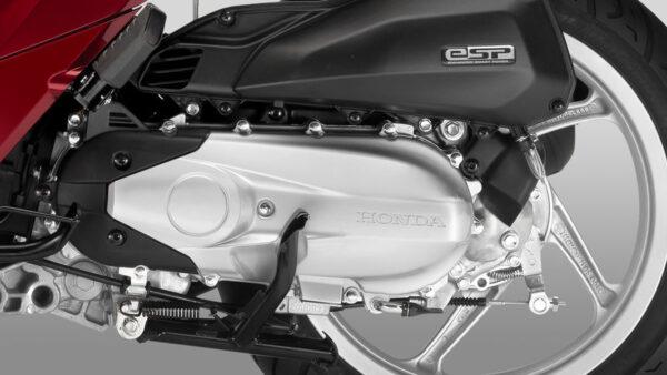 Honda Vision 110cc - Motor eficiente de 4 tiempos