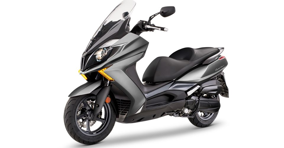 Location de Maxi Scooter KYMCO SUPER DINK 350 CC