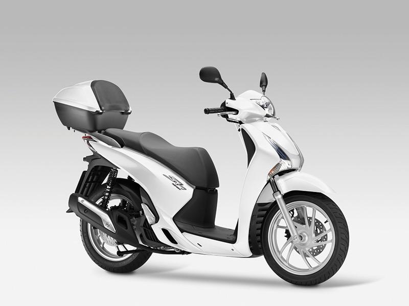 Honda Sh125 I Abs Rent Riders