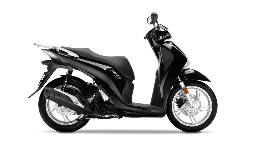 Rent a Executive Scooter Honda SH i 125cc and discover Lisbon