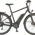 Electric Bicycle Rental Scott E-Sub Active Man