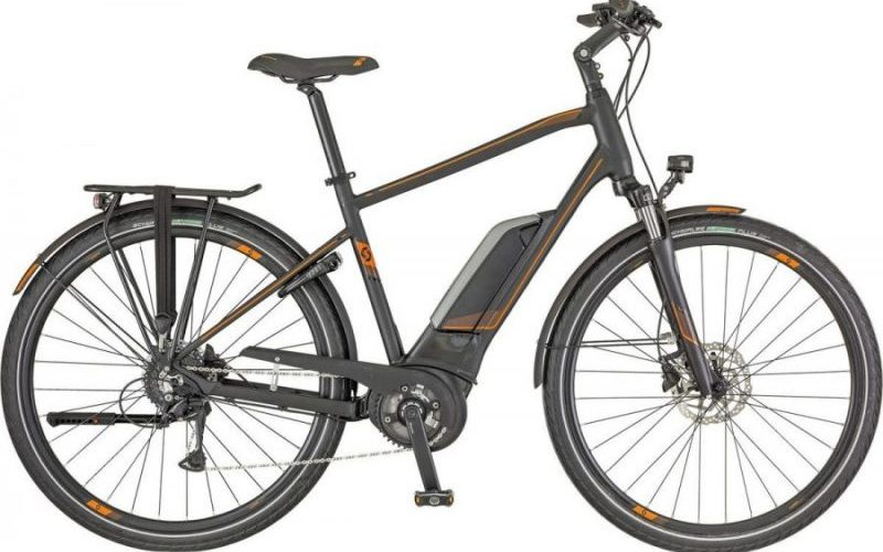 Electric Bicycle Rental Scott E-Sub Active Man
