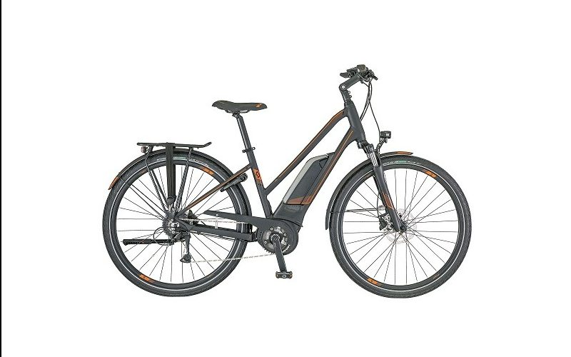 Location de Vélos Scott e-Sub Active Lady