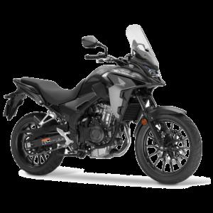 Honda CB500X ABS @ Rentriders.Pt