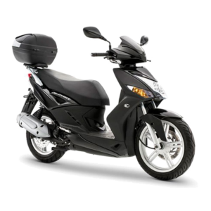 Kymco New Agility City 125CC CBS @ Rentriders.Pt