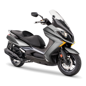 Kymco Super Dink 350CC ABS @ Rentriders.Pt
