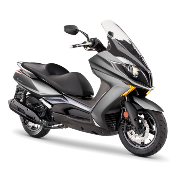 Maxi Scooters Kymco Super Dink 350CC ABS @ Rentriders.Pt