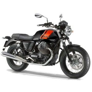 Moto Guzzi V7 II Special 750 ABS @ Rentriders.Pt