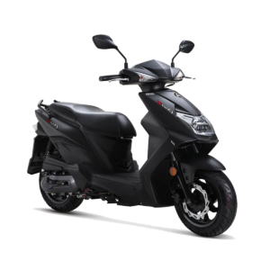 Sym Orbit III 50 @ Rentriders.Pt